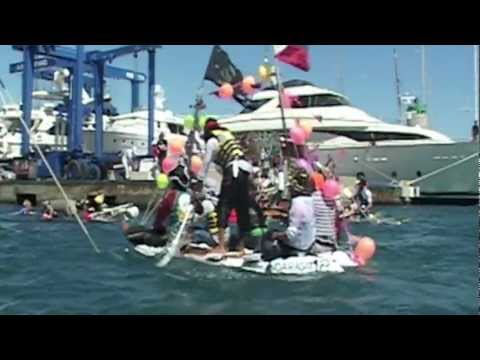 Raft Race April 2012 HD