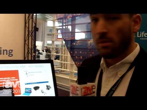 ISE 2014: DisplayFlex Demonstrates Microsoft Lync to PSTN Service