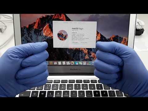 ⏩ Used MacBook Air BTO ❥ ASMR unboxing video