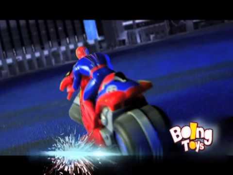 37 spiderman rc moto youtube - Spider man moto ...