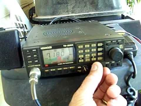 Ham Radio on Father's Day