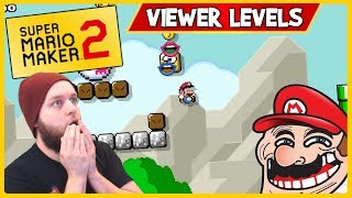 The HOT Garbage Is Back! - Viewer Levels - Super Mario Maker 2 [#01]