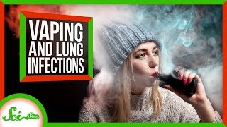 Yet More Evidence That Vaping Is Probably Terrible | SciShow News