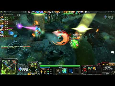 tM vs Team Empire Game 2  EIZO Cup #4 DOTA 2 - TobiWan