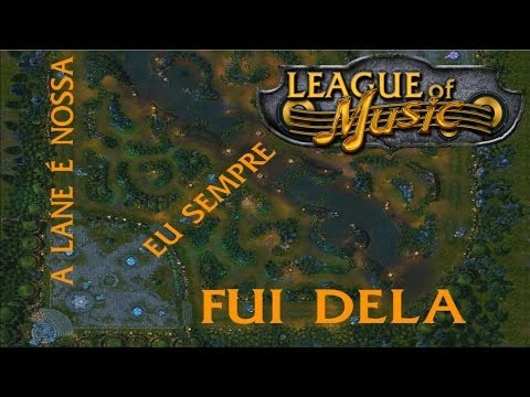 8# League of Music (País do Futebol MC GUIME Paródia League of Legends) by Tistocco