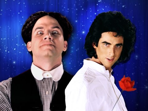David Copperfield vs Harry Houdini.  Epic Rap Battles of History Season 4.