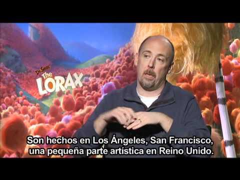 Chris Renaud Con Víctor X - The Lorax