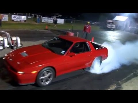 8 Second MKIII Supra
