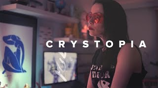 Chrystopia | Sony a6500 | Cinematic Vlog | Dystopian Christmas