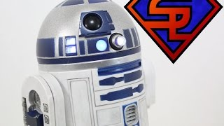 Star Wars Sideshow Collectibles R2-D2 Deluxe 1/6 Scale Movie Collectible Figure Review