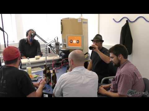 2/8 - Lamagra im Radio - Freies Radio für Stuttgart (FRS) - Between the Cracks