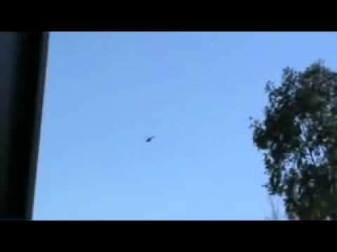 ENGLISH SUBTITLES: Helicopter bombings in Hajar al-Aswad, Damascus