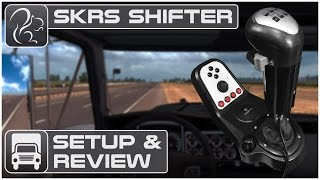 SKRS Shifter Setup and Review (18 Speed Transmission for ATS/ETS2)