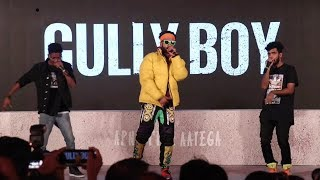 Ranveer Singh Amazing Rap At Gully Boy Trailer Launch Asli Hip Hop