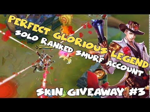Perfect Glorious Legend Ranked Game - Unkillable Clint Built (GIVEAWAY#3)