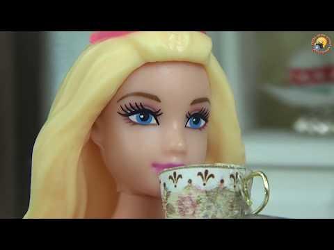Мультик Барби в Париже Волшебный сон в домике с собачкой Истории с куклами / Barbie doll house