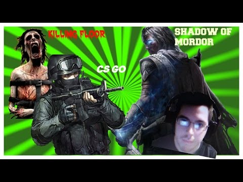 all day/all night live stream part 2 with DustinDillman92: subs requests games I play