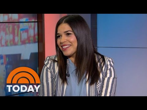 America Ferrera On 'Superstore,' Her New Book And More! | TODAY