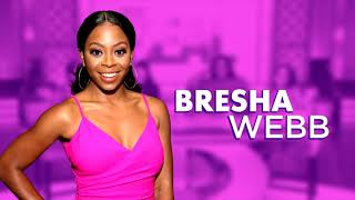 Monday on 'The Real': Crystal Fox, Bresha Webb