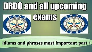 Idiom and phrases most important for all competitive exams