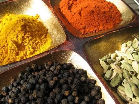 Food Factor - Flavors of India - Health Benefits of Spices and Condiments