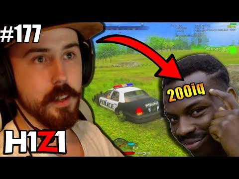 THIS IS THE SOLUTION TO REVIVE H1Z1! H1Z1 - Best Oddshots & Funny Moments #177
