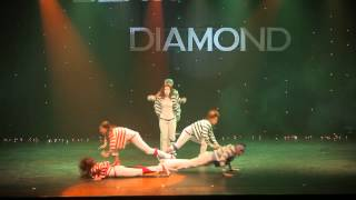 Школа танцев в Израиле | Dance School in Israel | Black Diamond