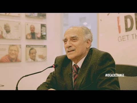 Arun Shourie says more is said than done in present government