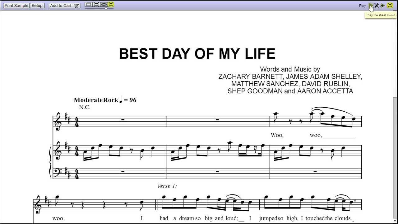 Best day of my life essay