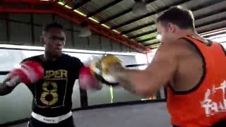 Muay Thai/K1 Pad Work