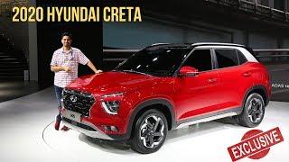 2020 Hyundai Creta Unveiled - Exclusive Walkaround