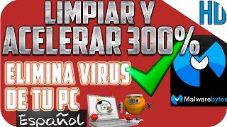 Como Limpiar y optimizar Windows 7/8/8.1/10 | Eliminar Virus en mi PC 2015