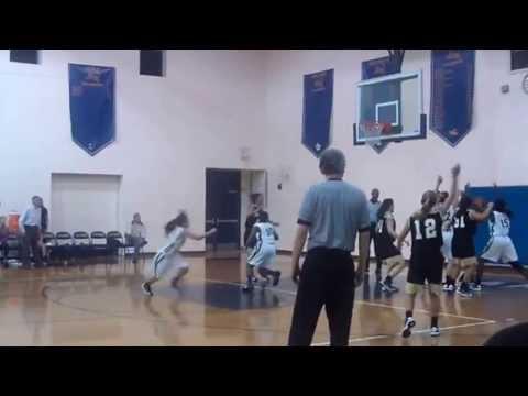Girls Varsity Basketball - Academy at the Lakes vs. Plant High School