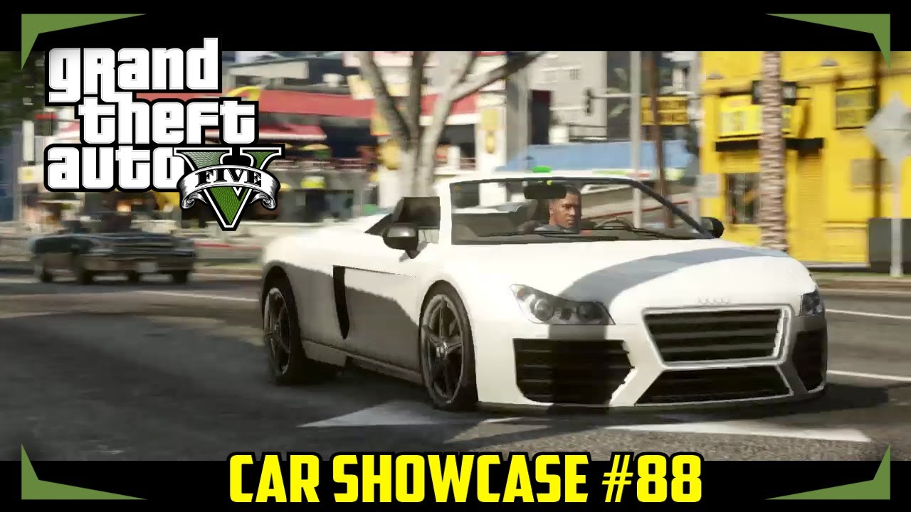 GTA V: Obey Cabrio 9F (Audi) | Car Showcase #88 - YouTube