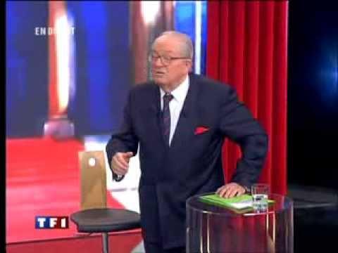 J'ai une question à vous poser avec Jean-Marie Le Pen le 12/02/2007