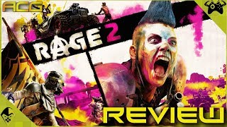 """Rage 2 Review """"Buy, Wait for Sale, Rent, Never Touch?"""""""