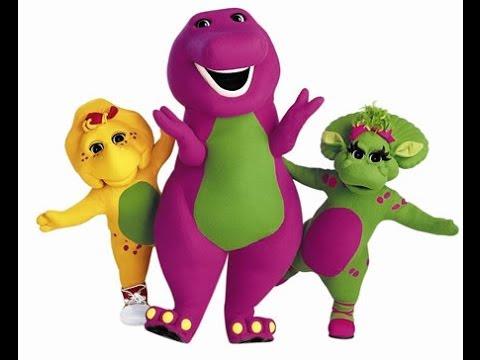 Barney Y Sus Amigos En Español Capitulos Completos video