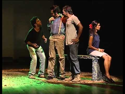 Sri Lankan Stage Dramakuduwata Enakam  video