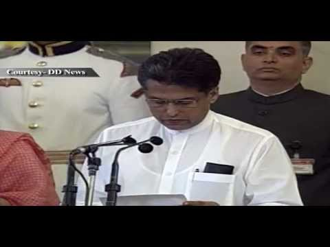 UNION MINISTERS OF STATE (INDEPENDENT CHARGE) SWORN IN ON 28th October 2012