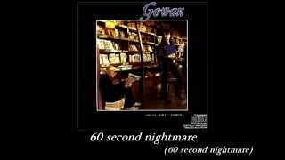Watch Gowan 60 Second Nightmare video