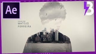 INTRO TRUE DETECTIVE - Tutorial After Effects completo #semanadaintro
