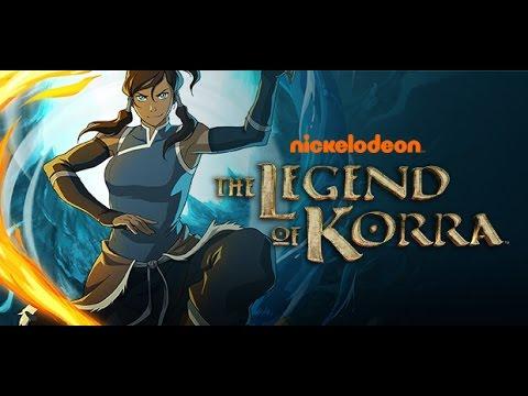 The Legend Of Korra - Novo 2014