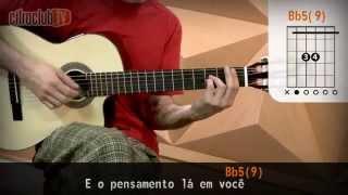Djavan Nem Um Dia Guitar Lesson tutorial Cifra Club