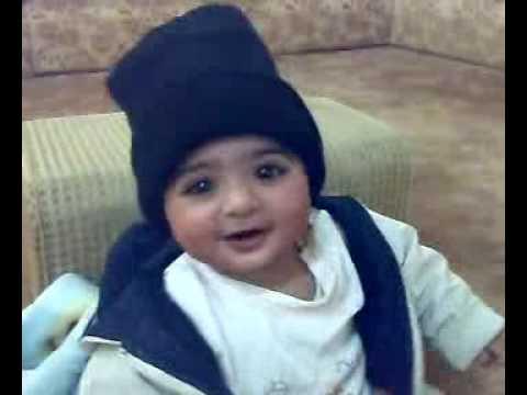ضحك طفل كويتي عسل