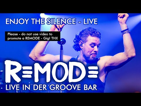 REMODE - Enjoy The Silence (Live Groove Bar)