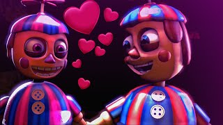 [SFM FNAF] Balloon Boy meets Balloon Girl