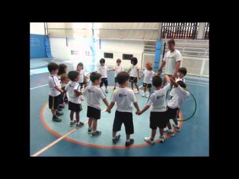 Atividades fisicas para educação infantil