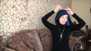 Hijab tutorial # 25 ( Two Elegant Party Style)