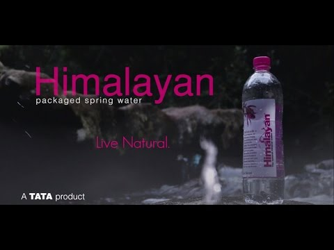 Himalayan Water TV Commercial 2016, A TATA product by BLURR INDIA