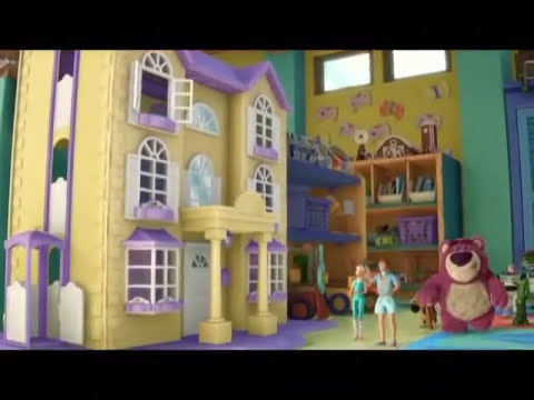 BARBIE GIRL - (The original)  Fashion Fairytale & Toy Story 3